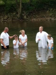 Church Membership Baptism