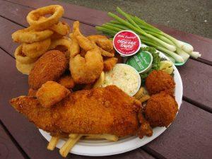 Mike Linnig's Fish Dinner