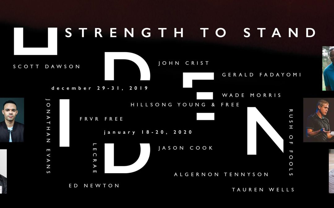 strength to stand winter 2020