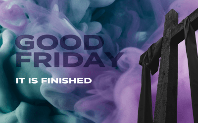 Good Friday Prayer at the Cross