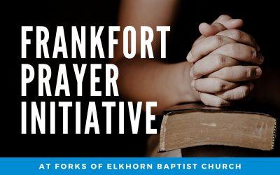 Frankfort Prayer Initiative