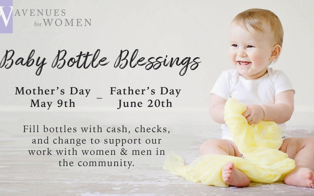 Baby Bottle Blessings