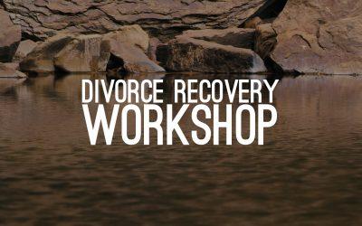 Divorce Recovery Workshop Starts Sept. 16
