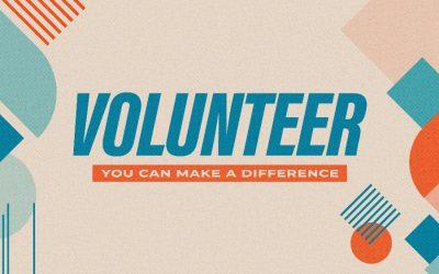 Children's Sunday School Volunteers Needed