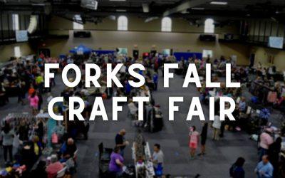 Forks Fall Craft Fair