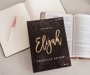 Photo of Elijah Study